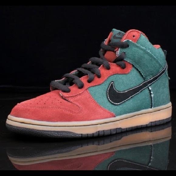 Nike Shoes | Sb Dunk High Goofy Boy